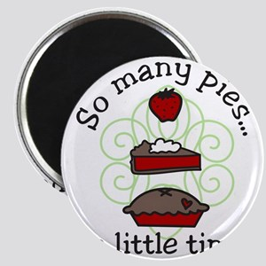 So Many Pies Magnet