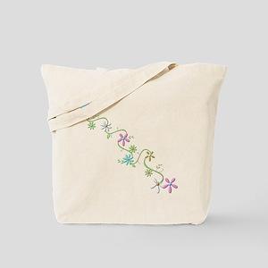 Flowers, Tote Bag