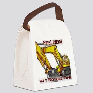 pipeliners Canvas Lunch Bag