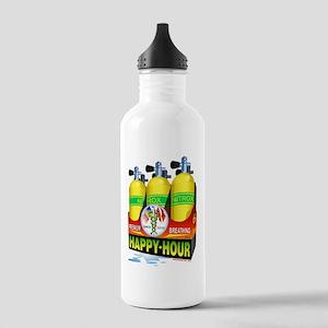 Premium Scuba Breathin Stainless Water Bottle 1.0L