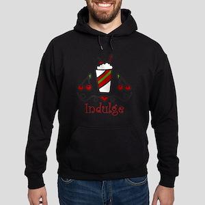 Indulge Hoodie (dark)