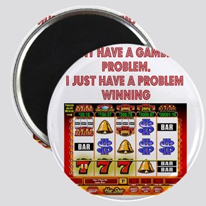 Gambling Problem Magnet