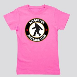 SASQUATCH RESEARCH TEAM T-SHIRTS AND GI Girl's Tee