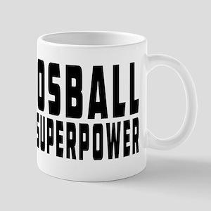 Foosball Is My Superpower Mug