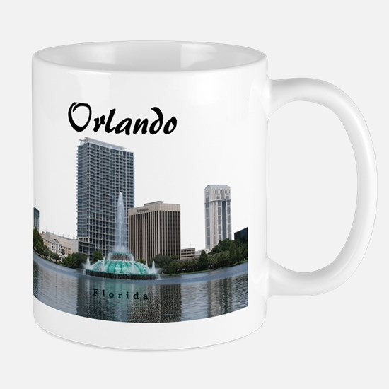 Orlando_Rect_Lake EolaFountain_WithSea Mug