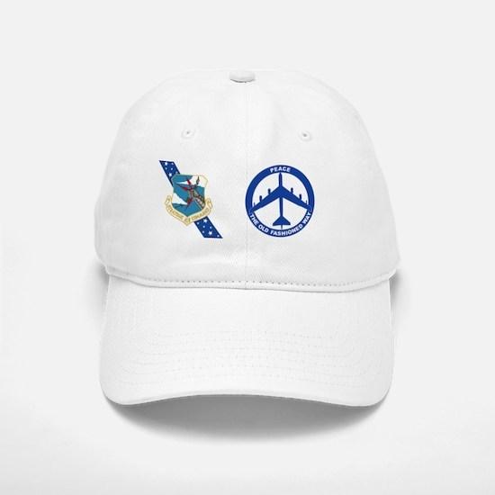 B-52 Stratofortress - BUFF Baseball Baseball Cap
