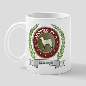 Norrbottenspets Adopted Mug