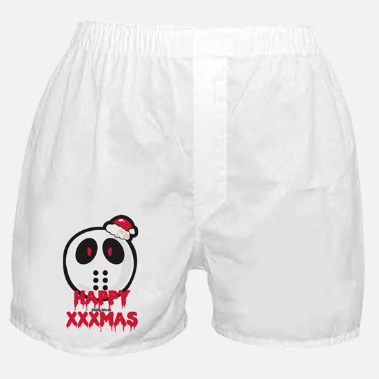 Happy Slashmas Boxer Shorts