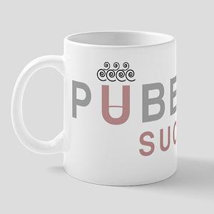 Puberty Sucks Mug