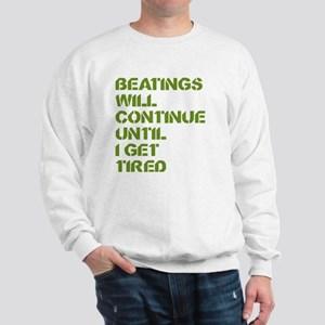 Beatings Sweatshirt