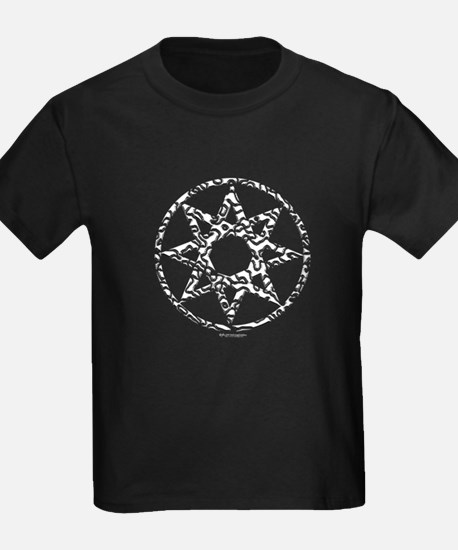Octagram or 8 Pointed Star  T