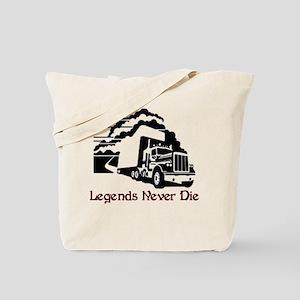 Legends Never Die Tote Bag