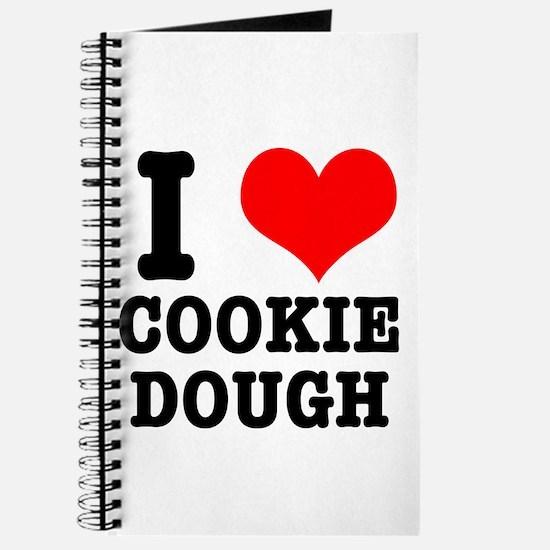I Heart (Love) Cookie Dough Journal