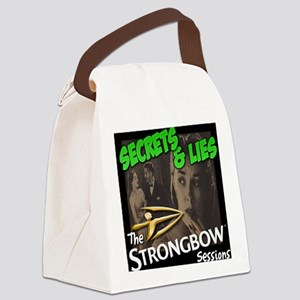 Secrets & Lies - Strongbow Sessio Canvas Lunch Bag
