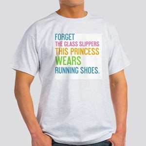 card Forget the glass slippers Light T-Shirt
