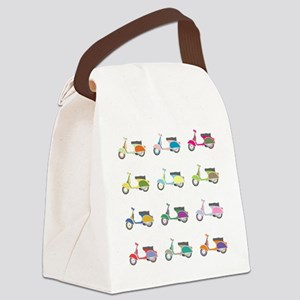 VESPA PIAGGIO ITALIA PARTY Canvas Lunch Bag