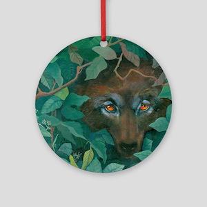 Watcher Round Ornament