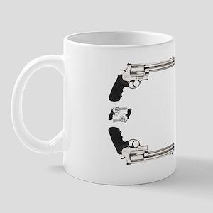 A Gun In The Hands Of A Bad Man Mug