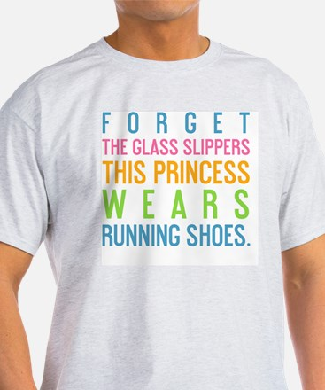card Forget the glass slippers T-Shirt