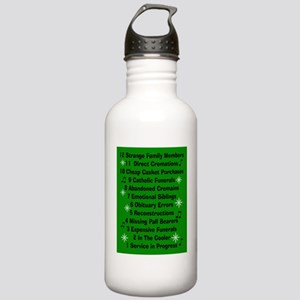 12 days if funeral hom Stainless Water Bottle 1.0L