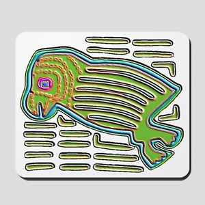 PARROT MOLA DESIGN Mousepad