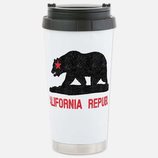 California Republic Gru Stainless Steel Travel Mug