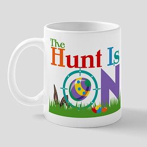 The Hunt Is On Mug