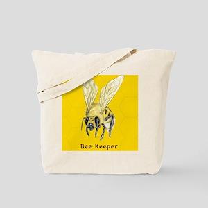 iPad 3 Folio Bee Keeper Tote Bag
