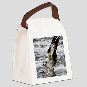 9x12_print 18 Canvas Lunch Bag