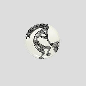 Kokopelli Mini Button