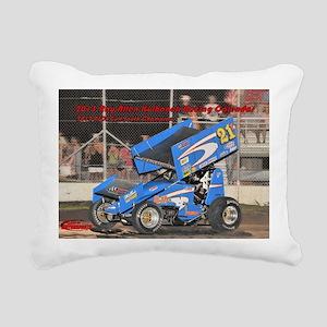 Cover Rectangular Canvas Pillow