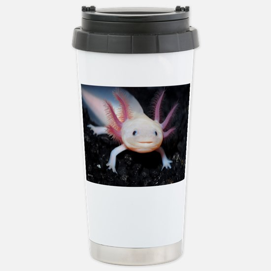 Axolotl Stainless Steel Travel Mug
