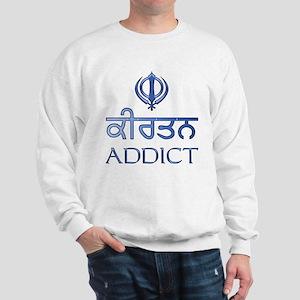 Kirtan Addict Sweatshirt