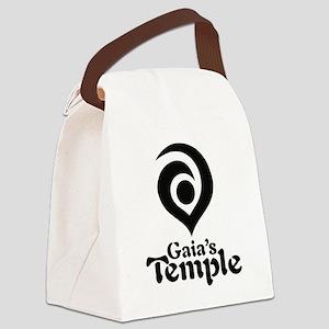 GT SYMBOL Canvas Lunch Bag