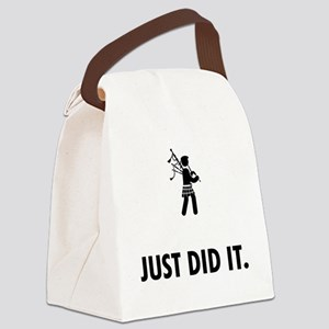 Bagpiper-ABP1 Canvas Lunch Bag