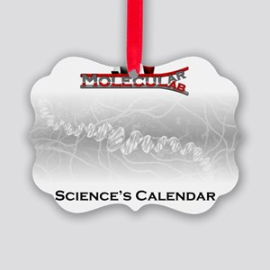 00 Cover Science Calendar Picture Ornament