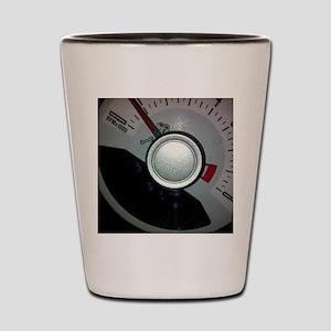 RPM Shot Glass
