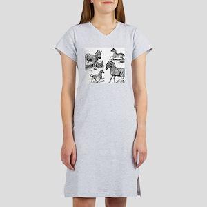 Zebras Women's Nightshirt
