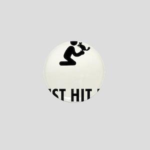 Chinchilla-Lover-ABQ1 Mini Button