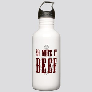 So Mote it Beef Stainless Water Bottle 1.0L