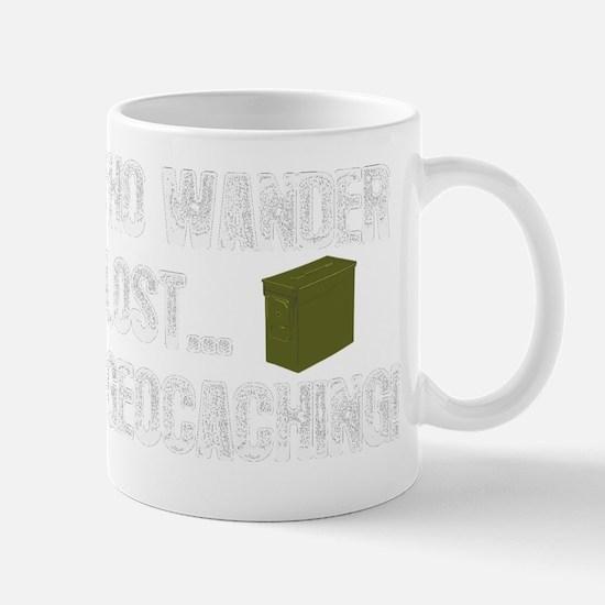 Wander, Dark Apparel Mug