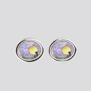 when witches fly Cufflinks