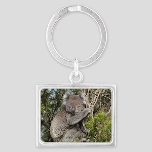 koala12 Landscape Keychain