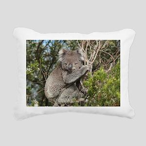 koala12 Rectangular Canvas Pillow