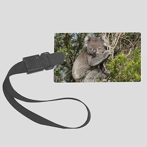 koala12 Large Luggage Tag