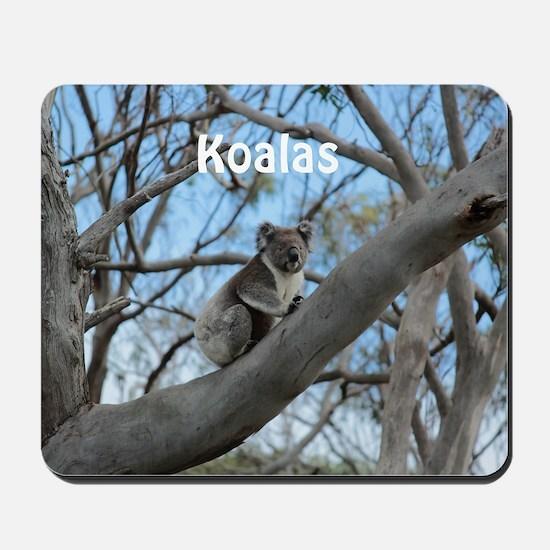 Koala Cover Mousepad