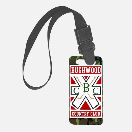 Caddyshack Bushwood Country Club Luggage Tag