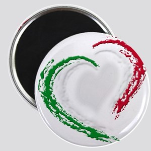 italian heart Magnet