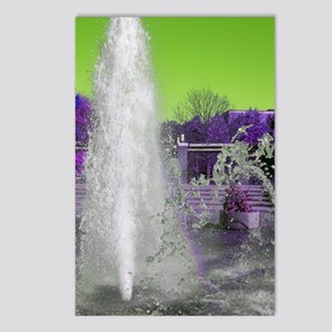 Funk Fountain Postcards (Package of 8)