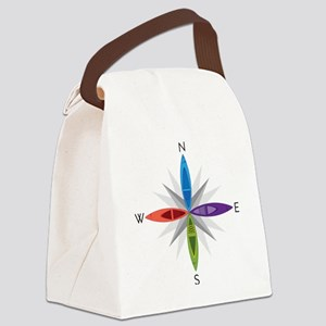 Directions Canvas Lunch Bag